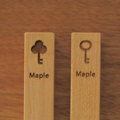 キーホルダー「Wood Stick」