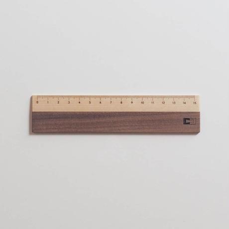 ツートンものさし_15cm