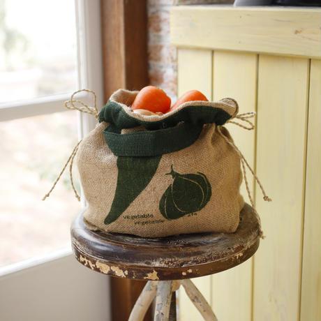 ジュート野菜ストッカー|36071