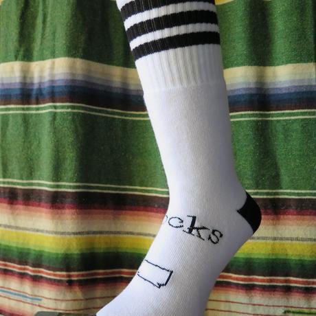 middle socks 徳利