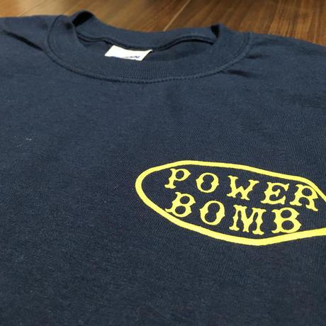 パワーボム Tシャツ