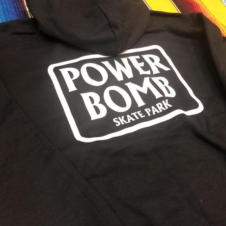 PB Box Logo フード