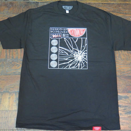 Western World collecting Japan T shirt