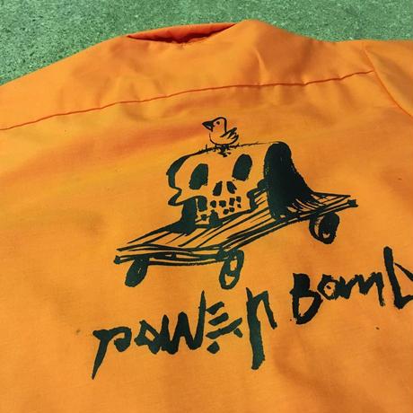 パワーボム ワークシャツ