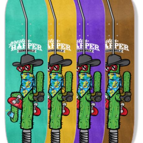 Harper's AZ Antenna