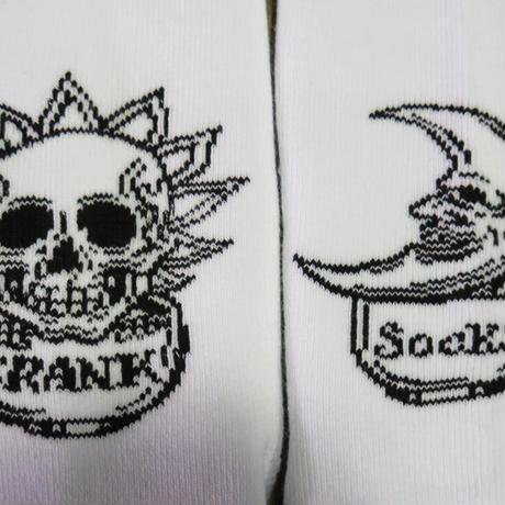 SUKARU  HI  SOCKS  / White