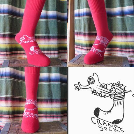 middle socks モクモクくん