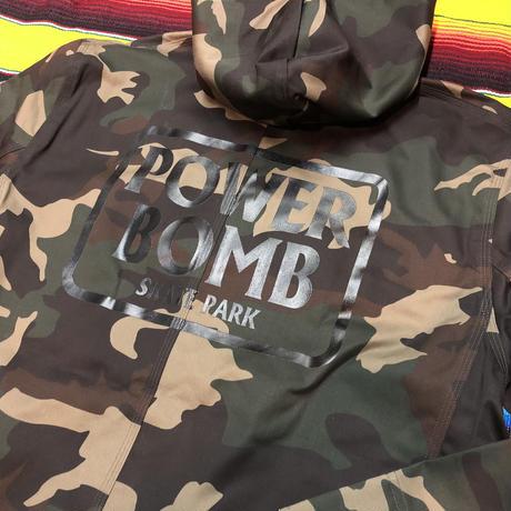PB Box Logo カバーオールワークジャケット