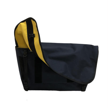 SLASH  Lrage  Cordura  [Navy x Yellow]