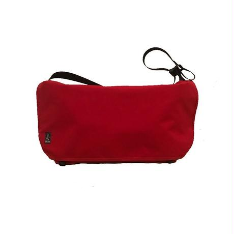 SOLO Large CORDURA  [Red x Silver]
