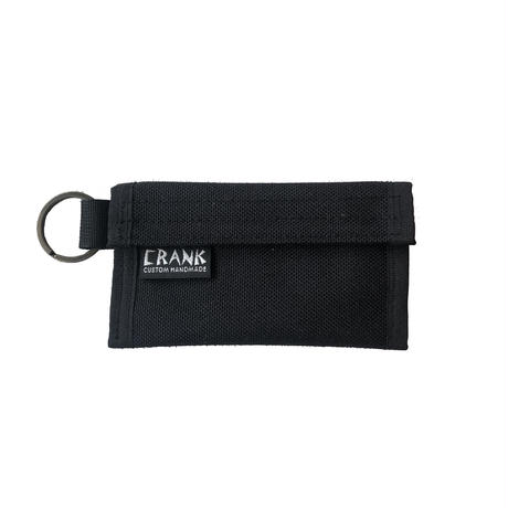 Coin Wallet  [Black x Black]