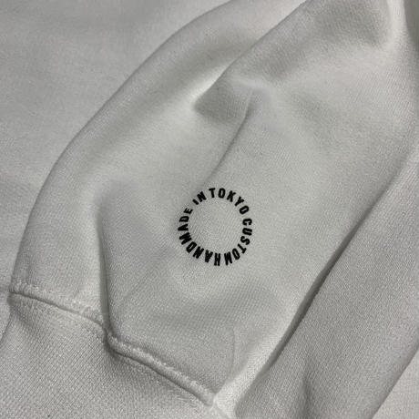 CREW NECK SWEAT [White]