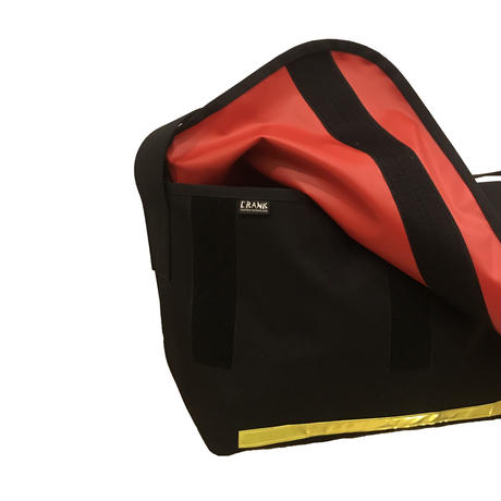 SOLO Medium [Black x Red] Yellow line Limited