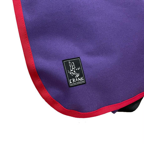 Duff Large Limited color [Purple x Red]