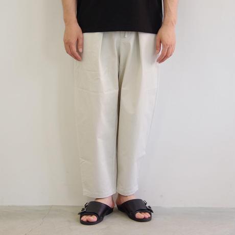 pssst,sir / sl001 slip pants / col.ホワイト / Men's