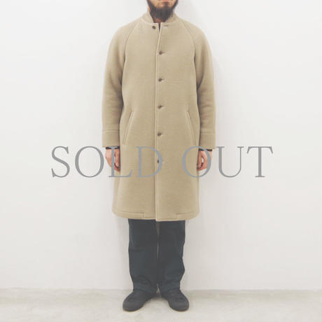 bunt / STADIUM COAT / col.ベージュ