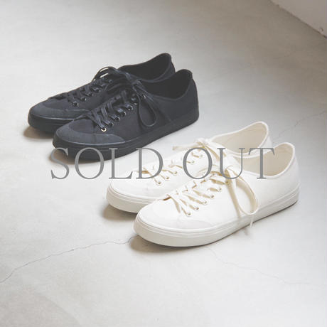 Erik Schedin / CANVAS SNEAKER / Men's