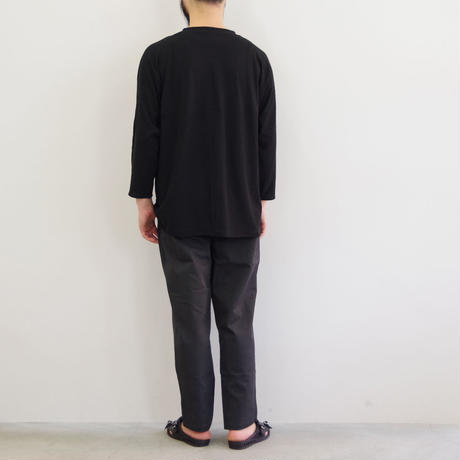 pssst,sir / as001 pullover / col.ブラック / Men's