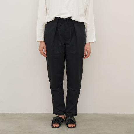 pssst,sir / sl002 slip pants / col.ダークグレー / Lady's