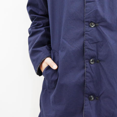 SETTO / CNW REVERSIBLE COAT