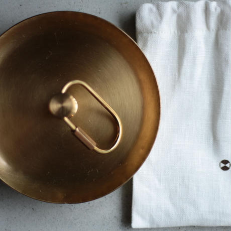 katori - 真鍮の蚊取り線香立て