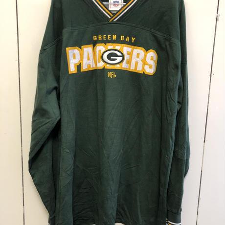 古着 NFL (PACKERS) ロングTシャツ