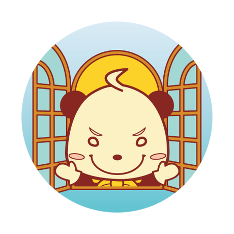 缶バッジ(グッバイハロー)