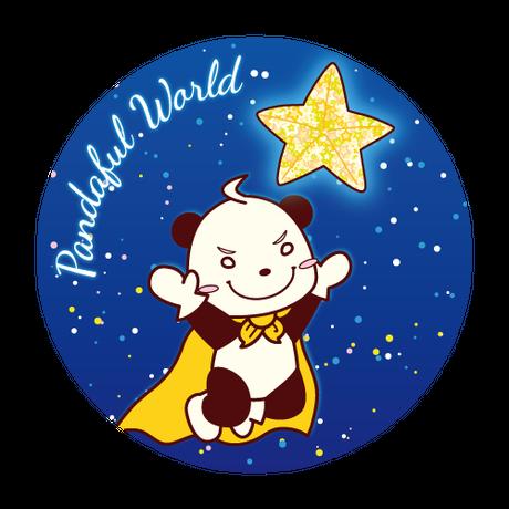缶バッジ(Pandaful World Vol.3)