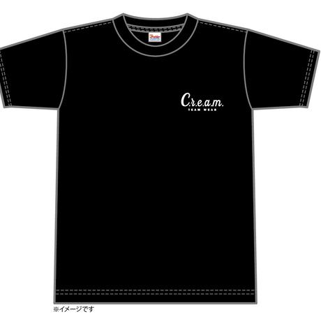 オリジナルTシャツ(カラー:ブラック)