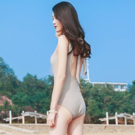 レディース 水着 韓国 可愛い 大きいサイズ 体型カバー ワンピース プチプラ 海外 大人 セクシー
