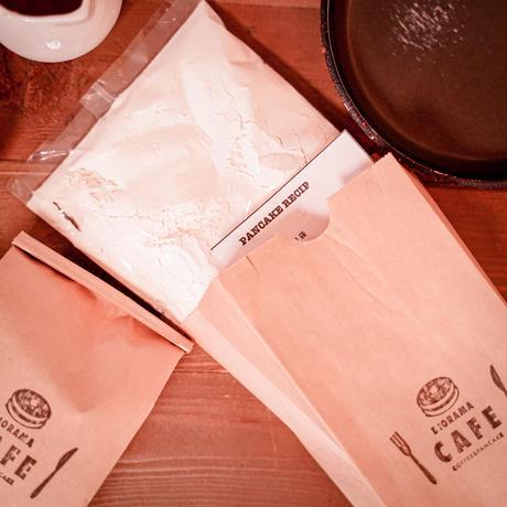 〔単品〕パンケーキミックス(店舗:DIORAMA CAFE)