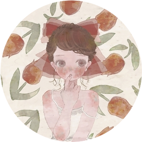 [楠サトミ × ぽんでCOFFEE]コースター(単品)