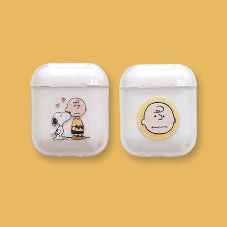 # peanuts # AirPods case #ハードケース