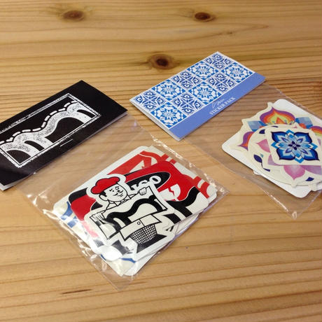 """KAMI"" ""SASU"" sticker pack"