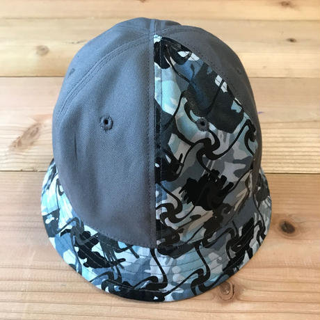 "NEIM x GRAY MENTAL ""STOP ANIMAL TESTING"" BUCKET HAT"