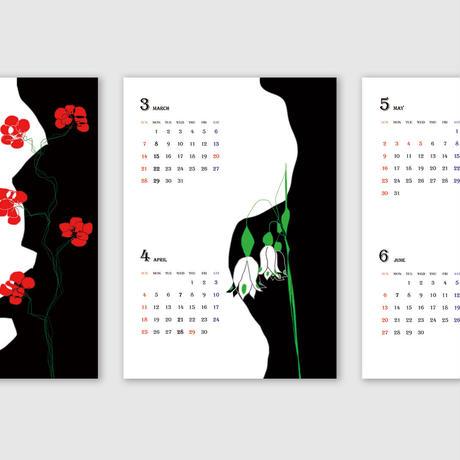 フラワーカレンダー