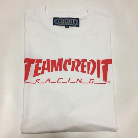 TEAM CREDIT RACING・White