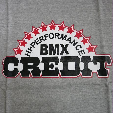 """CREDIT"" HI-PERFORMANCE BMX・Gray"