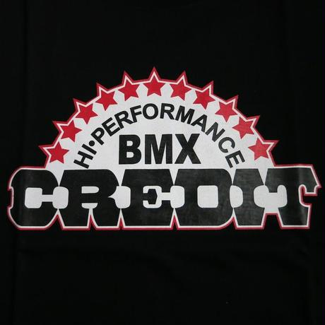 """CREDIT"" HI-PERFORMANCE BMX・Black"
