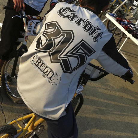 "CREDIT BMX  JERSEYS ""MID SCHOOL"""