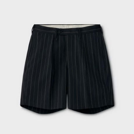 PHIGVEL MAKERS & Co. -Gent's Stripe Shorts-(DustBlack)