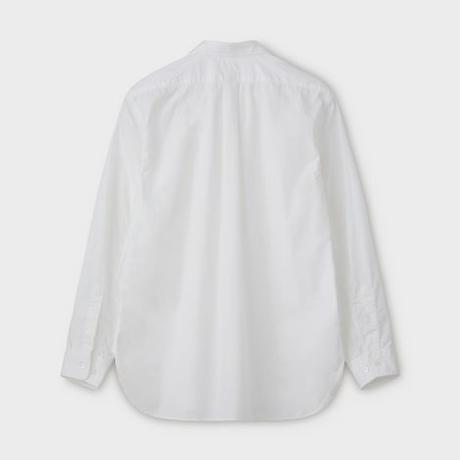 PHIGVEL MAKERS & Co.  PMAL-LS01 / REGULAR COLLAR DRESS SHIRT (OFF WHITE)