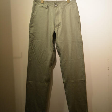 SASSAFRAS -sprayer stream pants‐OliveHBT