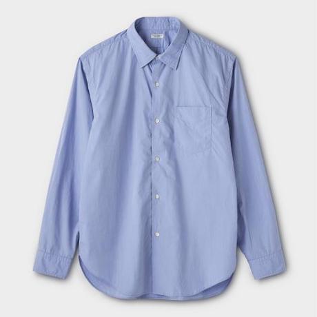 PHIGVEL‐MAKERS Co.  REGULAR COLLAR DRESS SHIRT -VIOLETBLUE-