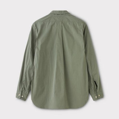 PHIGVEL‐MAKERS Co. PMAK‐LS03 UTILITY SHIRT (GRAY OLIVE)