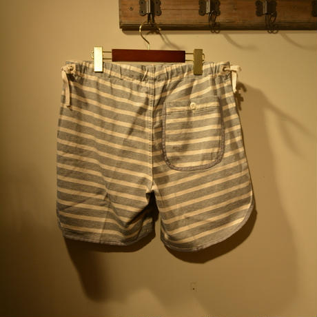 "kenneth field ""TRACK&FIELD SHORTS"" GRAY BORDER"
