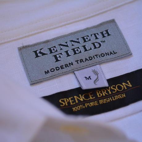 kenneth field 21ss -ROOMY SHIRTS-