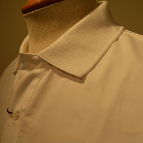 kenneth field -PULLOVER- White Oxford
