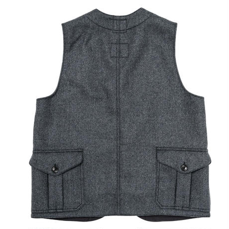 WORKERS‐Cruiser Vest‐ (Dominx Double Cloth)