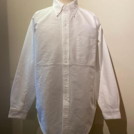 SASSAFRAS-Green Thumb Shirt-WhiteOxford